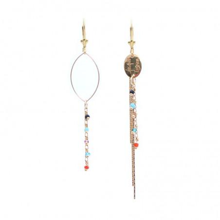 multi 'Bells' earrings