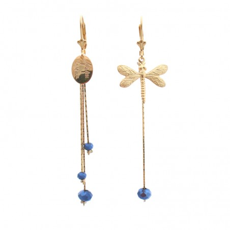 Maxi 'Libellule' earrings