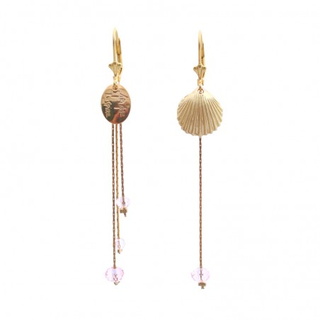 'St Jacques' earrings