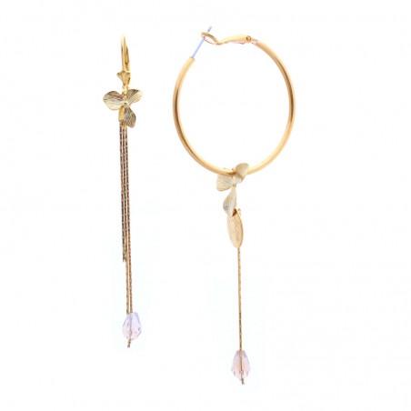 'Sunny' Creole earrings