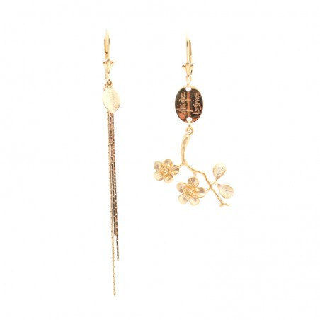 'Pommier' earrings
