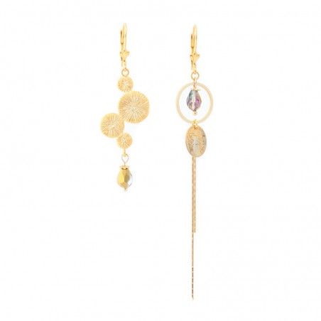 'Klimt' earrings