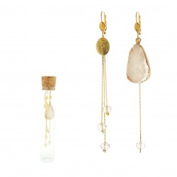 'Vesuvio' earrings