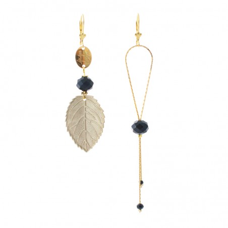 'Châtaigne' earrings