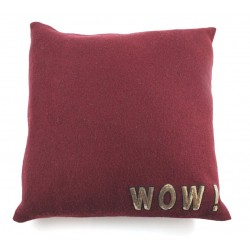 Large square pillow with...