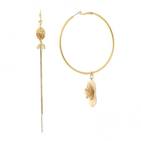 'Nenu' Creole earrings UP