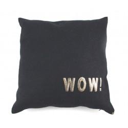 medium-sized square pillow...