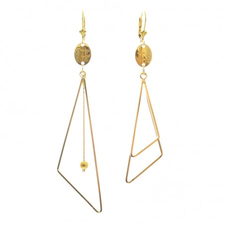 'Bermudes' earrings