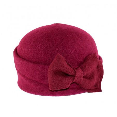'Angèle' hood - small knot
