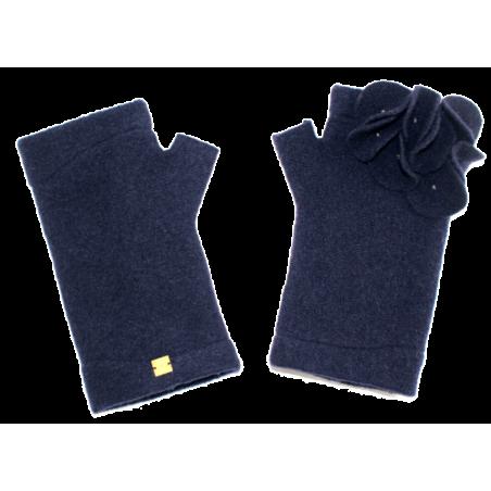 'Mila' fingerless gloves