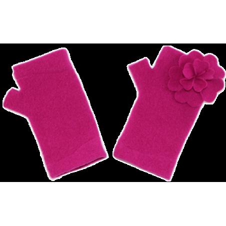 'Nela' fingerless gloves
