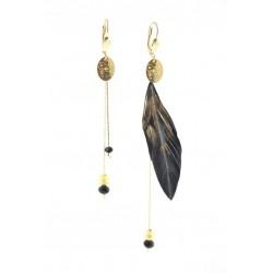 'Plumi' earrings