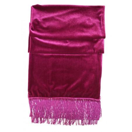 'Velvet' scarf