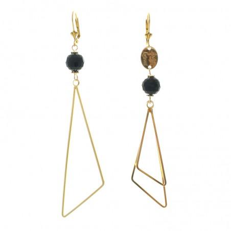 Trio 'Bermudes' earrings