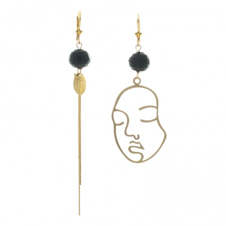 'Picasso' earrings