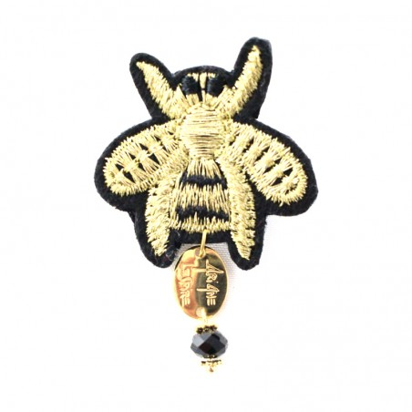 Small 'Bee' brooch