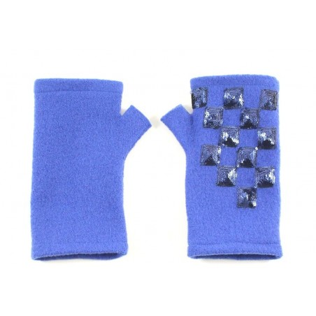 'Karin' fingerless gloves