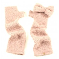 'Lou' fingerless gloves...