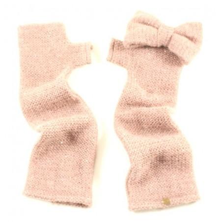 'Lou' fingerless gloves...