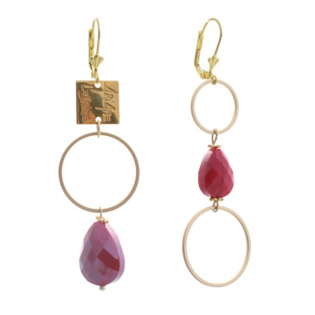 'Goutte' earrings