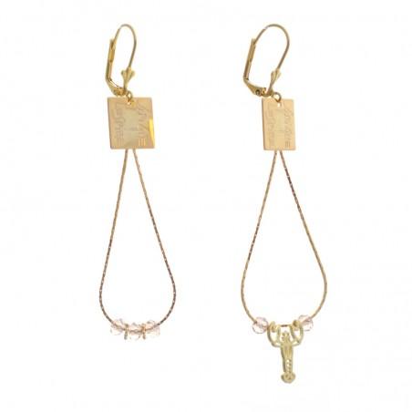 'Homard' earrings