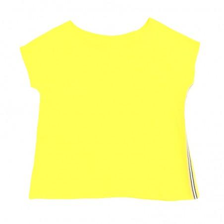 t-shirt 'Rubi' jaune