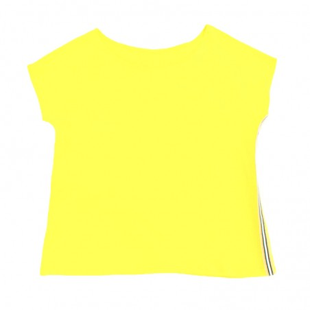 yellow 'Rubi' t-shirt