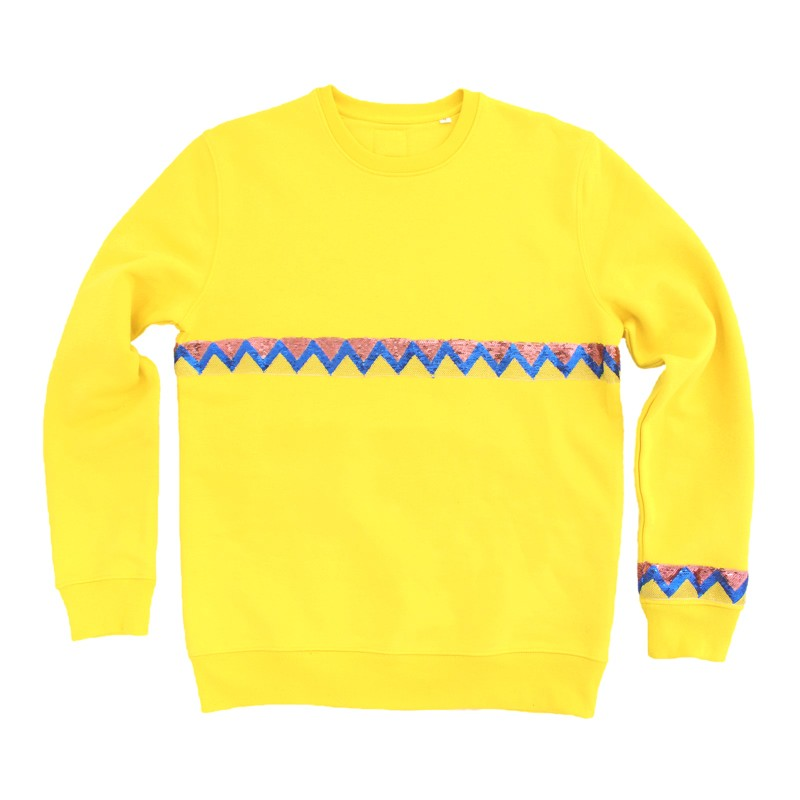 'Sioux' sweater
