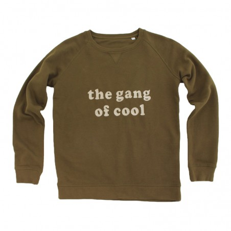 sweater 'The gang of cool'