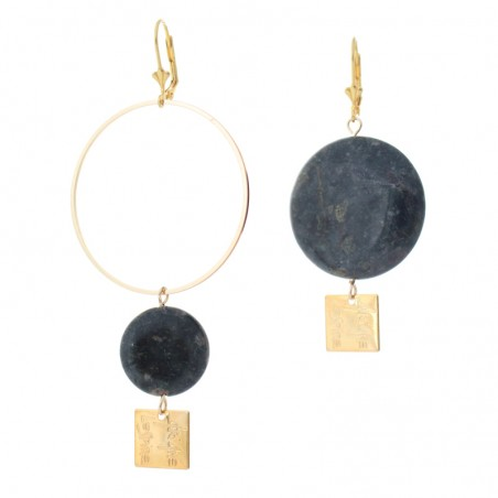 'Jaspe3' earrings