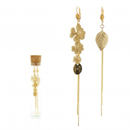 Trio 'Trèfle' earrings