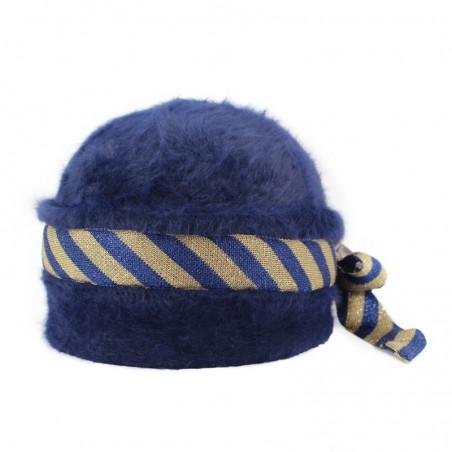 angora 'Candy' hood