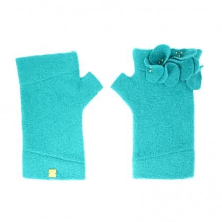 'Monet' fingerless gloves