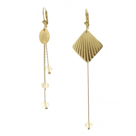 'Art Deco' earrings