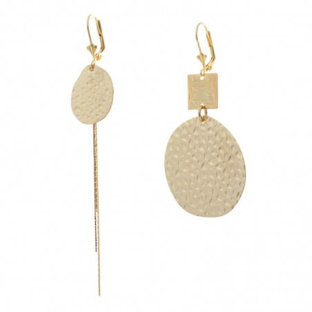 'Martelé 3' earrings