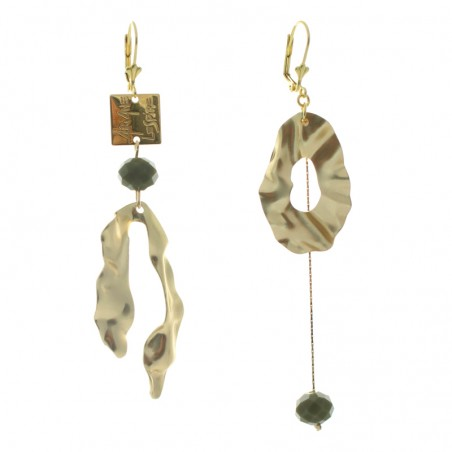 boucles d'oreille Oyster