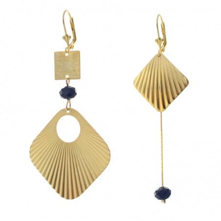 'Art Deco 3' earrings