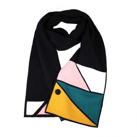 'Arti' scarf - retro