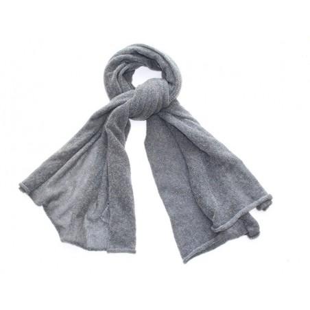 grey 'Lou' scarf