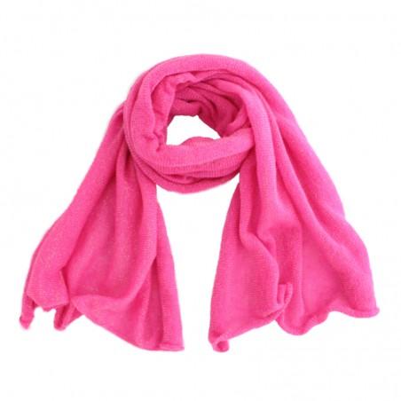 bubble gum 'Lou' scarf