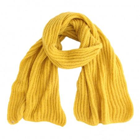 mustard 'Tomi' scarf