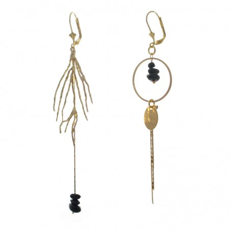 'Rama 3' earrings