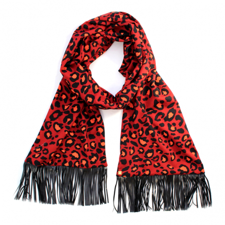 apricot 'Jane' scarf