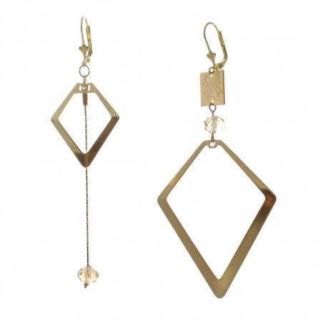 copy of 'Losange 1' earrings