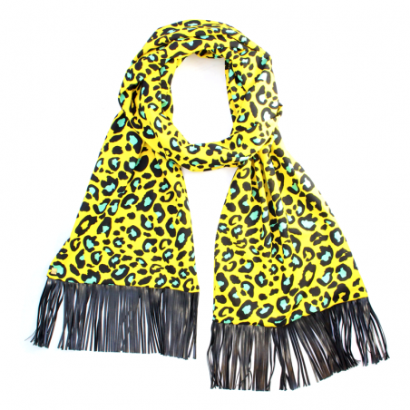 yellow 'Jane' scarf