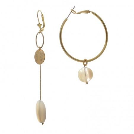 'agathe 3' earrings