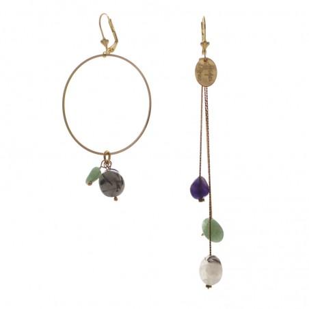 'galets 1' earrings