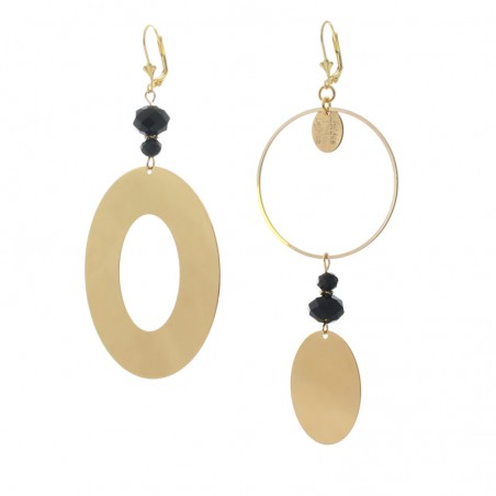 'Gloss 7' earrings