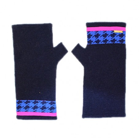 'FUNKY' fingerless gloves...