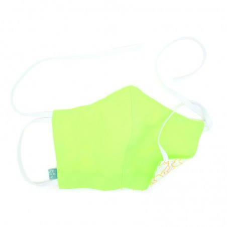 green 'Fluo' mask